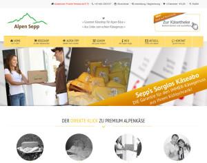 Startseite www.alpensepp.com