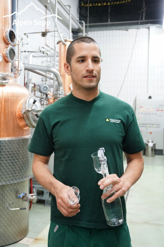 Brennmeister Markus Rambach