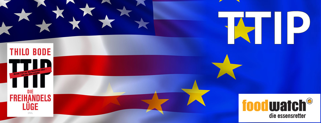 foodwatch TTIP Freihandelsabkommen Buch