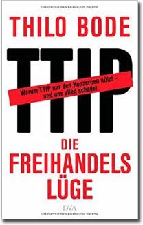Buch von Thilo Bode zu TTIP