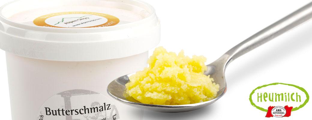 PREMIUM Butterschmalz wieder verfügbar