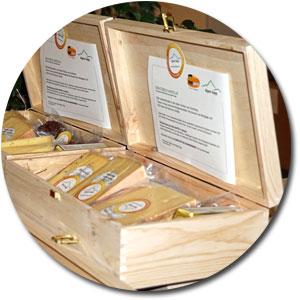 Genussbox Kanisfluh für Geschäftspartner
