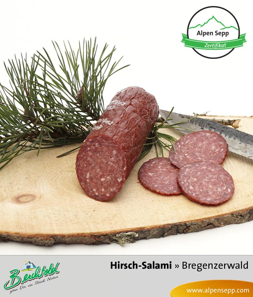 Hirsch Salami