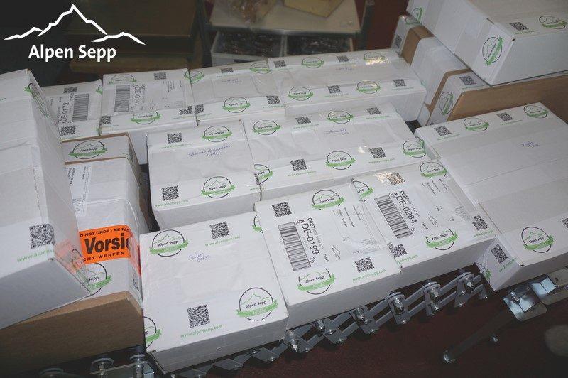 Alpen Sepp Versandpaket