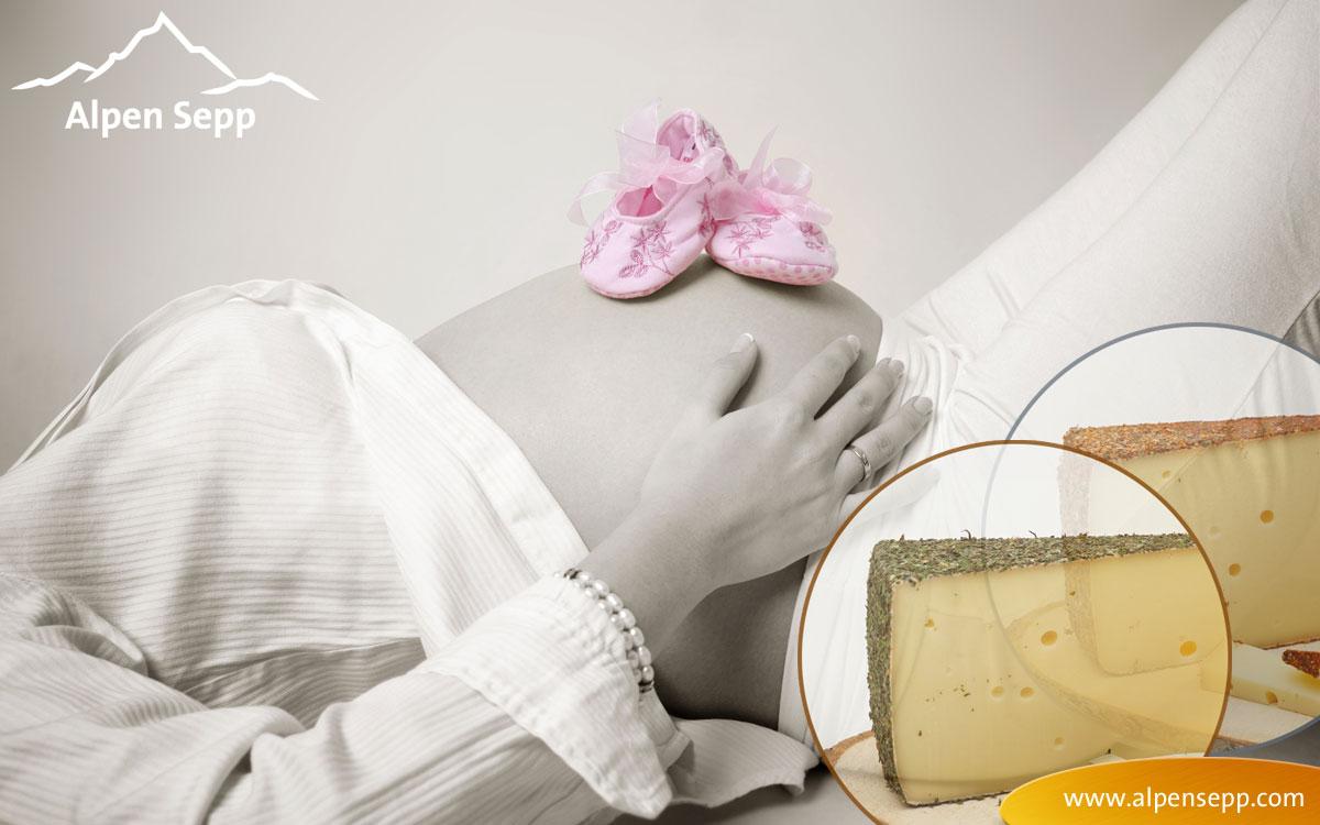 Landjäger Schwangerschaft