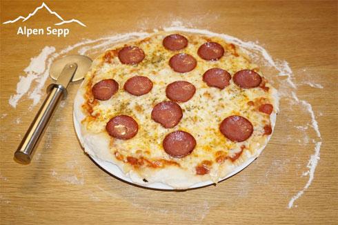 Alpen Sepp Pizza Wild-Salami