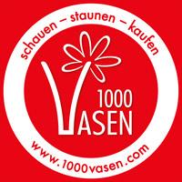 1000 Vasen - mundgeblasene Glasvasen