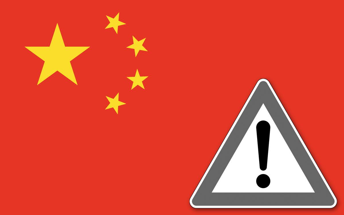 Vorsicht bei Geschäften mit China - Gefahr von Betrug