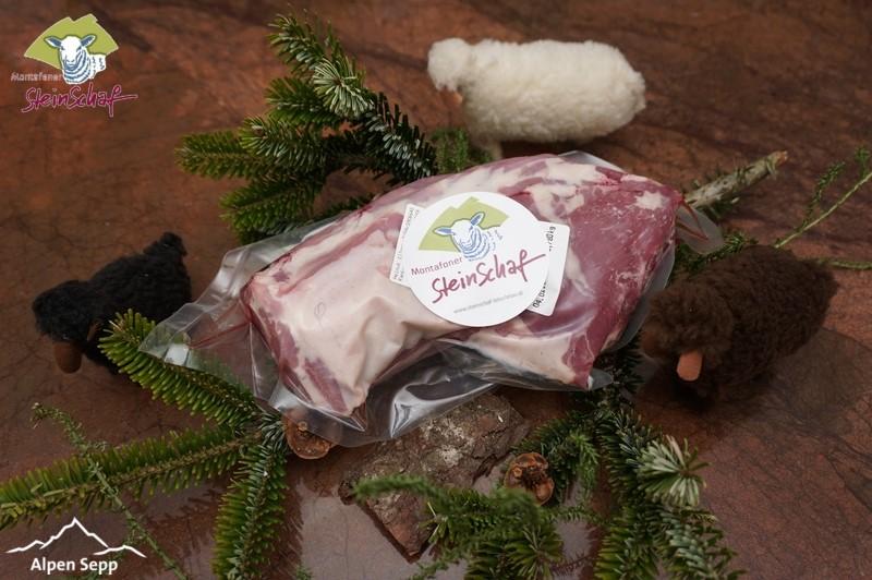 Fleisch vom Steinschaf - eine Delikatesse