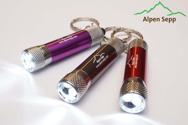 Alpen Sepp Wander LED Taschenlampe