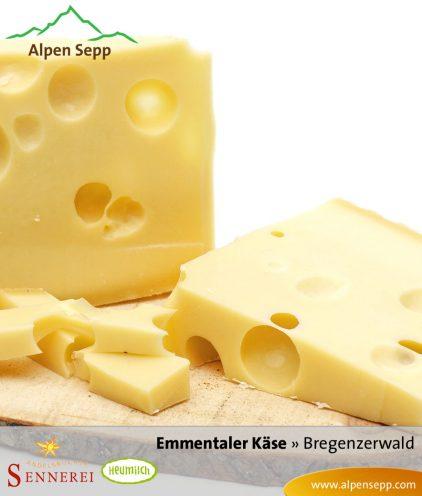 Heumilch Emmentaler - Hartkäse