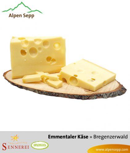 Emmentaler Käse aus Heumilch