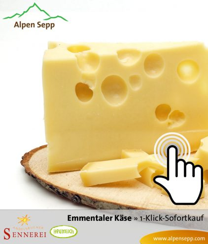 Emmentaler Käse Sofortkauf