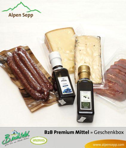 B2B Premium Geschenkbox - mittel