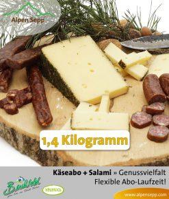 Abo Käse und Wurst
