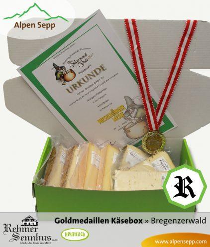 Goldmedaillen Käsebox kaufen
